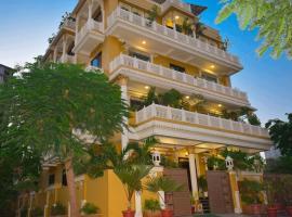 Jeenmount Heritage Boutique Hotel, hotel near MNIT Jaipur, Jaipur