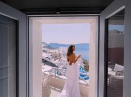 Bubble Suite Santorini, accommodation in Oia
