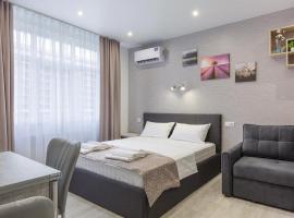 Апартаменты в Апарт отеле 4 Сезона, apartment in Anapa