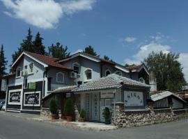 Hotel Asikot, hotel em Gevgelija