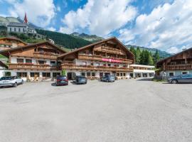 Hotel Alpenrast, hotel in Riva di Tures