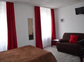 Hôtel de La Croix de Malte, hôtel à Cherbourg en Cotentin
