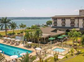 Flat no Life Resort a Beira Lago, apartamento em Brasília