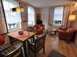 Wohlfühl-Ferienwohnungen König, apartment in Bad Elster