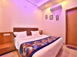 Hotel Hanja Palace, hotel near Maharana Pratap Airport - UDR, Udaipur