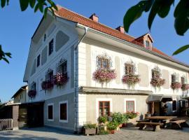 Altes Hammerherrenhaus, hotel in Übelbach