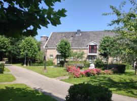 B&B Landgoed Rijckholt, hotel in Geersdijk