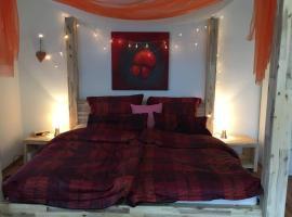 Bad Herrenalb - gemütliche Wohnung mit Saunanutzung, Ferienwohnung in Bad Herrenalb