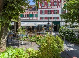 Hotel Hofgarten Luzern, отель в Люцерне