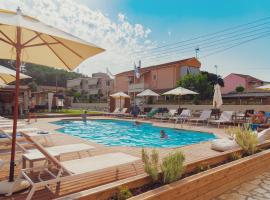 Nuevo Vista Boutique Hotel, accommodation in Kavos