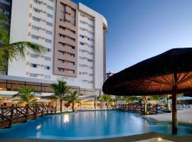 Best Western - LE JARDIN SUITES, hotel in Caldas Novas
