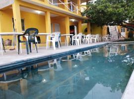 El rincón de los Sueños, hotel in Manzanillo