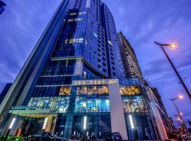 New Wave Hotel, отель в Батуми