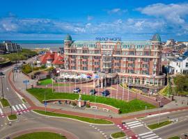 Van der Valk Palace Hotel Noordwijk, отель в городе Нордвейк-ан-Зе