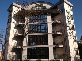 Hotel Apartamentos Don Carlos, hotel en Santander