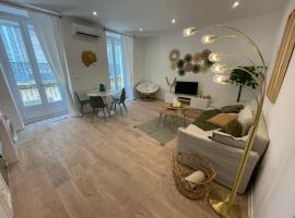 Superbe T3 en plein Centre Ville rénové avec goût!, apartment in Béziers