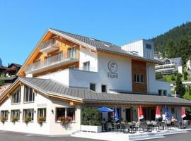 Hotel Espen, hotel in Engelberg