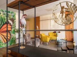 ibis Styles Beaulieu sur Mer, отель в городе Больё-сюр-Мер