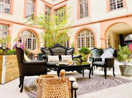 La Cour des Consuls Hotel and Spa Toulouse - MGallery, отель в Тулузе