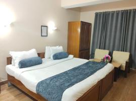 Hotel White Mountain, hotel in Gangtok