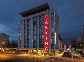 M Hotel, hotel v mestu Ljubljana