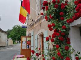 Hotel Le Relais du Chateau、Grignols Dordogneのホテル