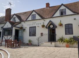 The Fleet Inn, hotel in Tewkesbury