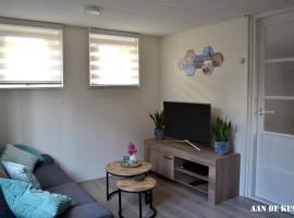 """Zomerhuis """"aan de kust"""", self catering accommodation in Egmond aan Zee"""