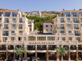 Maria Palace Complex, hotell sihtkohas Balchik
