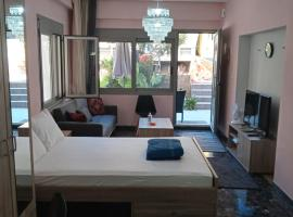 HRYSANTH, pet-friendly hotel in Chania Town