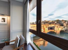 Portrait Firenze - Lungarno Collection, hotel in Florence