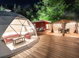 Future RESORT - Vacation STAY 53052v, luxury tent in Nagahama