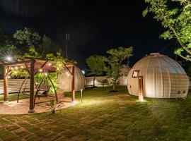 Future RESORT - Vacation STAY 52808v, luxury tent in Nagahama