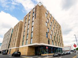 Staycity Aparthotels Manchester Northern Quarter, apartment in Manchester