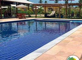 Pousada Vila do Coco - Milagres AL, pet-friendly hotel in São Miguel dos Milagres