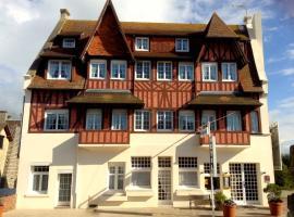 Hotel De La Mer, hôtel à Blonville-sur-Mer près de: Polyclinique de Deauville