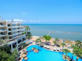 Garden Sea View Resort, hotel in North Pattaya