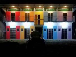 OYO 90312 Rainbow Guesthouse, hotel near Mount Kota Kinabalu, Ranau