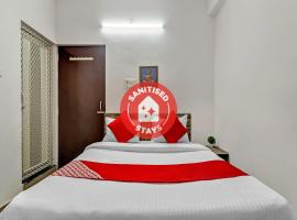 Vaccinated Staff - OYO 77950 Shehnai Guest House, hotel in Patna