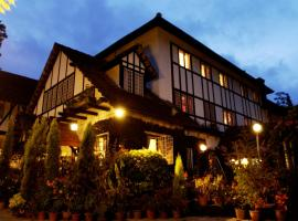 The Smokehouse Hotel & Restaurant Cameron Highlands, hotel in Cameron Highlands