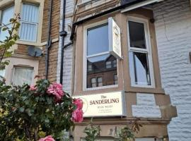 The Sanderling, guest house in Morecambe