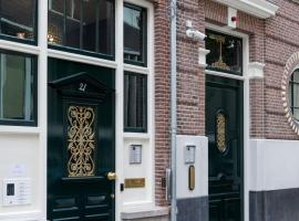 Golden Mansion Apartments, hotel in Amsterdam