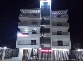 S G INTERNATIONAL PATNA, hotel in Patna