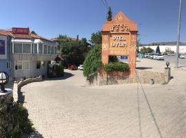 Uyum Hotel, hotel en Pamukkale