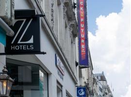 The Z Hotel Strand, hotel in London
