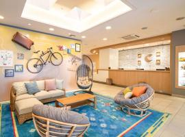 Comfort Inn Naha Tomari Port, hotel in Naha