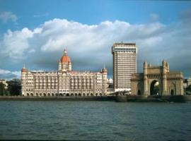 The Taj Mahal Tower Mumbai, spa hotel in Mumbai