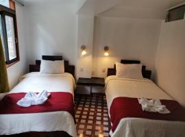 MACHUPICCHUBOUTIQUE, hôtel à Machu Picchu