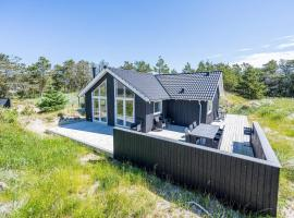 Holiday home Vejers Strand XIV, vacation rental in Vejers Strand