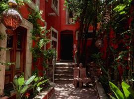Sollano 34, hotel in San Miguel de Allende
